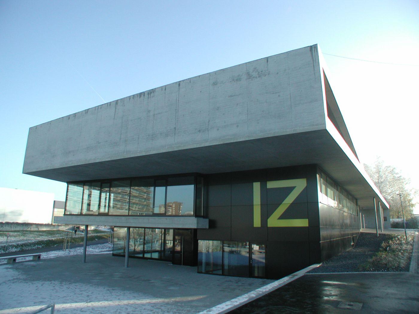Internationales Zentrum Uni Stuttgart
